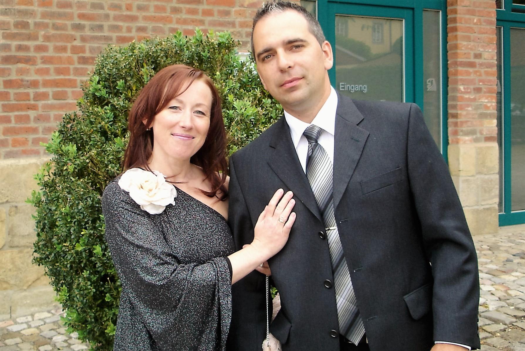 Herr und Frau Benke
